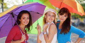 Выбор зонтика