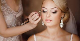 идеальный стойкий свадебный макияж