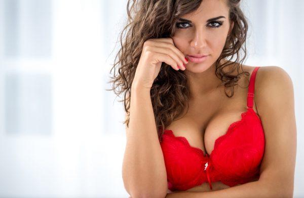 красота груди