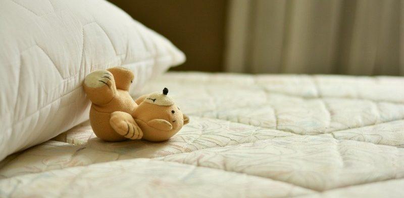 отдых, сон, матрац, белье