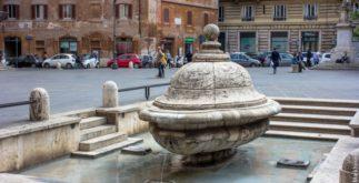 фонтаны Италия