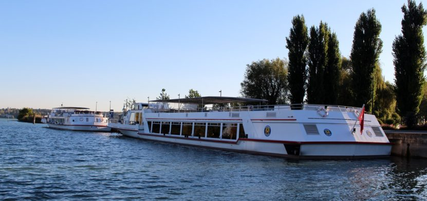 речной туризм