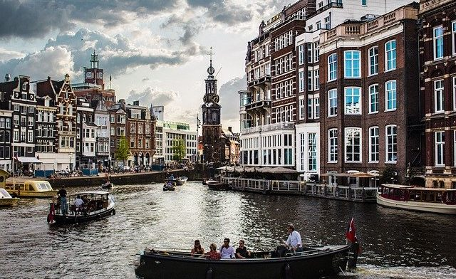 Топ 15 достопримечательностей Нидерландов