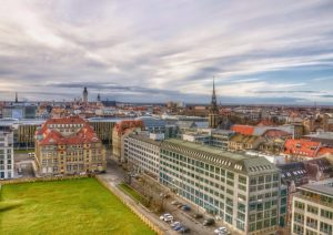 Гевандхаус филармония города Лейпциг