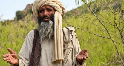 наступление талибов